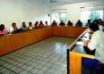 Sala de Reunião da Diretoria